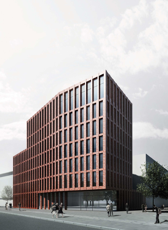 Architekten Hannover wohnen am klagesmarkt by architekten bksp hannover de a