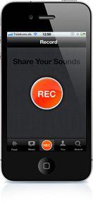 SOUND CLOUD - App available