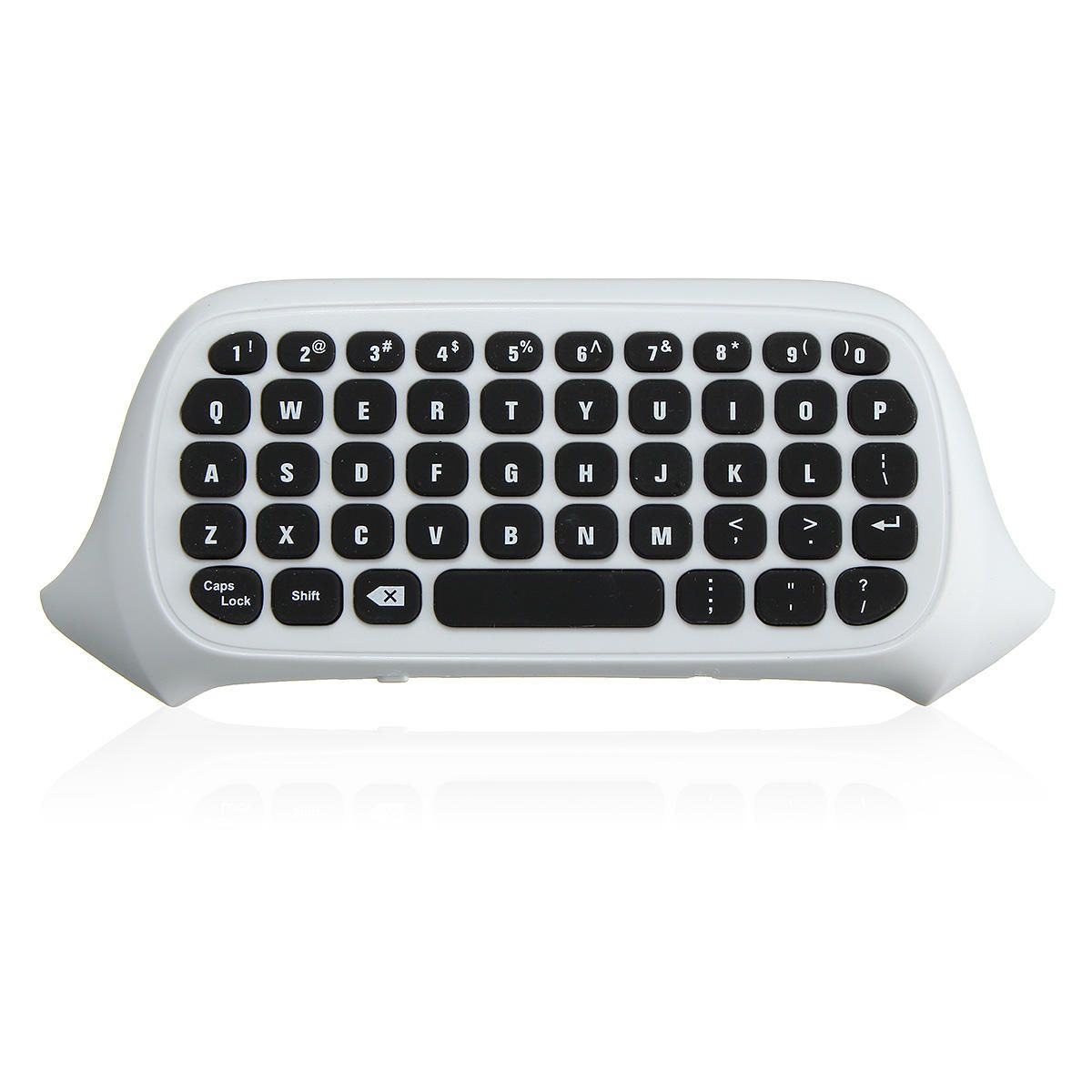 2.4G White Wireless Message Chatpad Keyboard KeyPad For Xbox One S ...