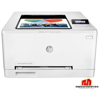 Hp Color Laserjet Pro M252n Driver Download Printer Printer Driver Cheapest Printer