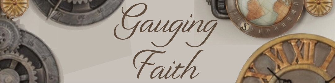 Gauging Faith Instant Download for Etsy Banner by PearlDesignStudio on Etsy