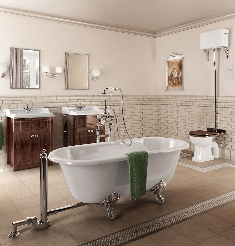 Bathrooms Ideas, Easy Ways On How To Decor Victorian Bathroom : Small Victorian  Bathroom Ideas, Victorian Bathroom Decor, Victorian Bathroom Designs, ...