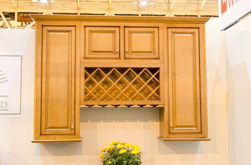 Ordinaire New Windsor Wall Cabinet Display With Wine Rack | Kitchen Cabinet .