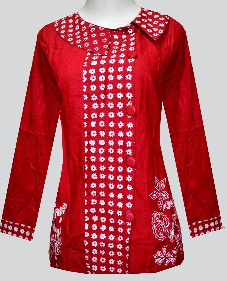 Baju Batik Kartun