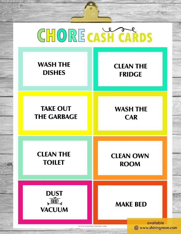Free Printable Chore Charts That Work Free Printable Chore Charts Chore Chart Printable Chore Chart