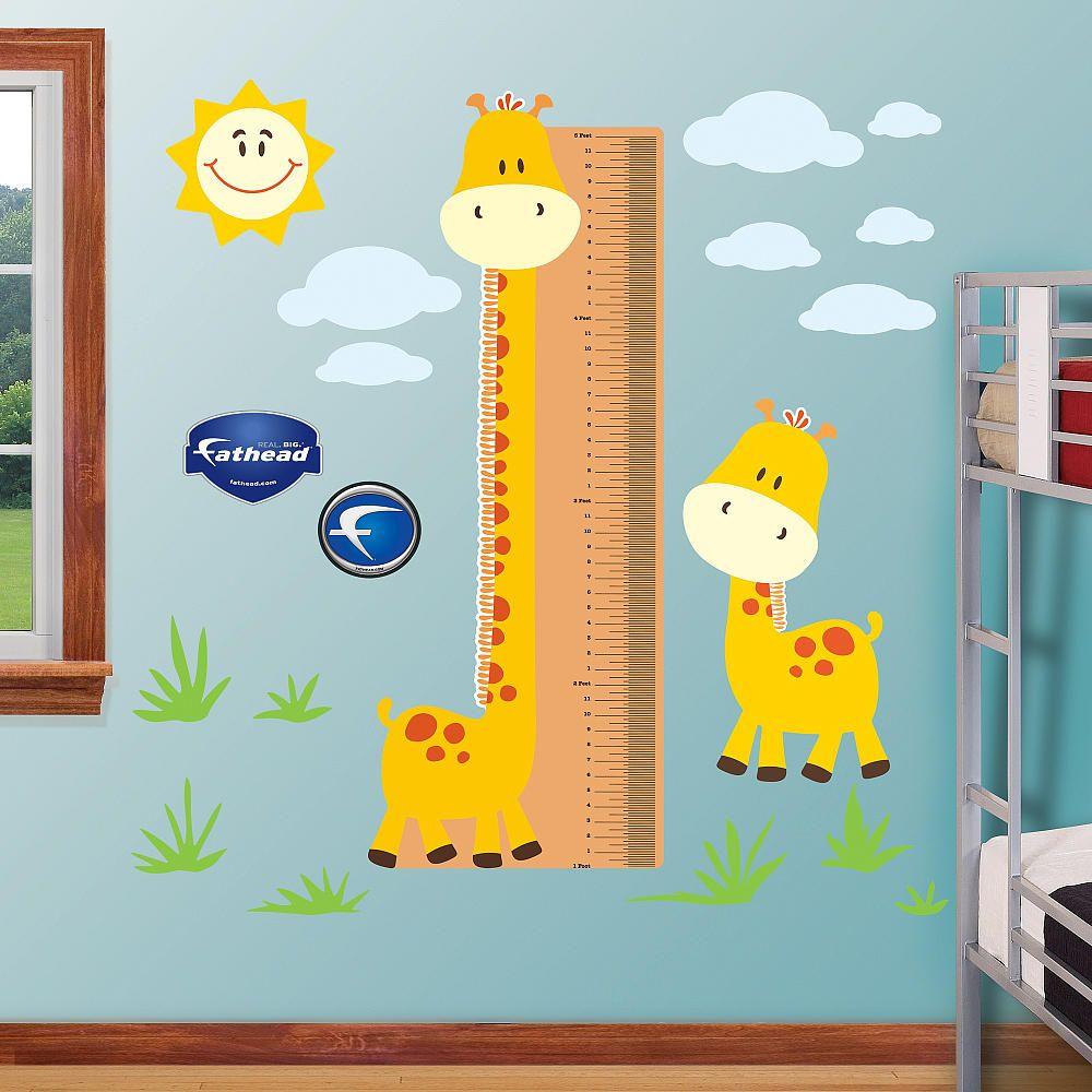 Growth chart giraffe fathead fathead toys r us just the fathead growth chart giraffe wall decal fathead toysrus nvjuhfo Choice Image