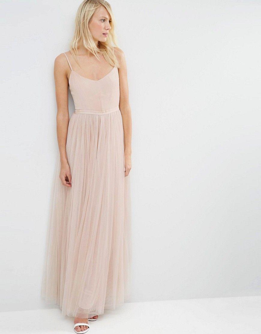 Image 4 of Needle & Thread Giselle Ballet Maxi Dress | bridesmaid ...