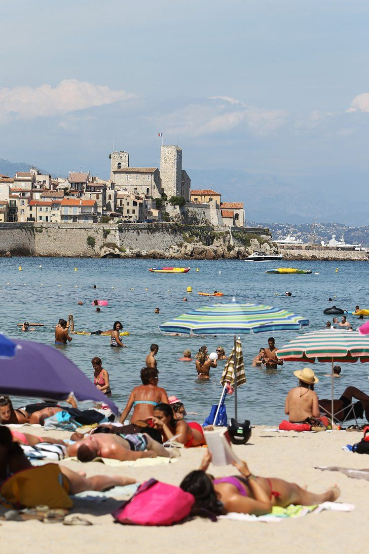 topless beaches french riviera Cannes