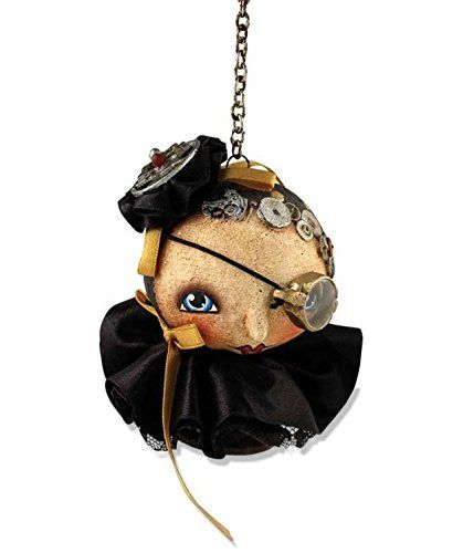 Robin Seeber Steampunk Ornament batty Pinterest Robins and - lowes halloween inflatables
