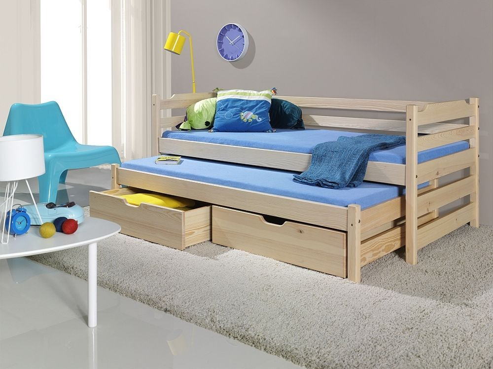 Futon Bunk Bed With Mattress Included Ideas Modern Bunk Beds