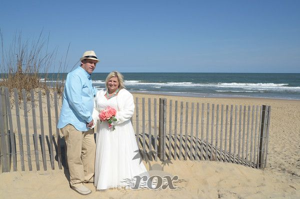 Have the beach to yourself during an offseason wedding in Ocean City Maryland:  https://www.roxbeachweddings.com/