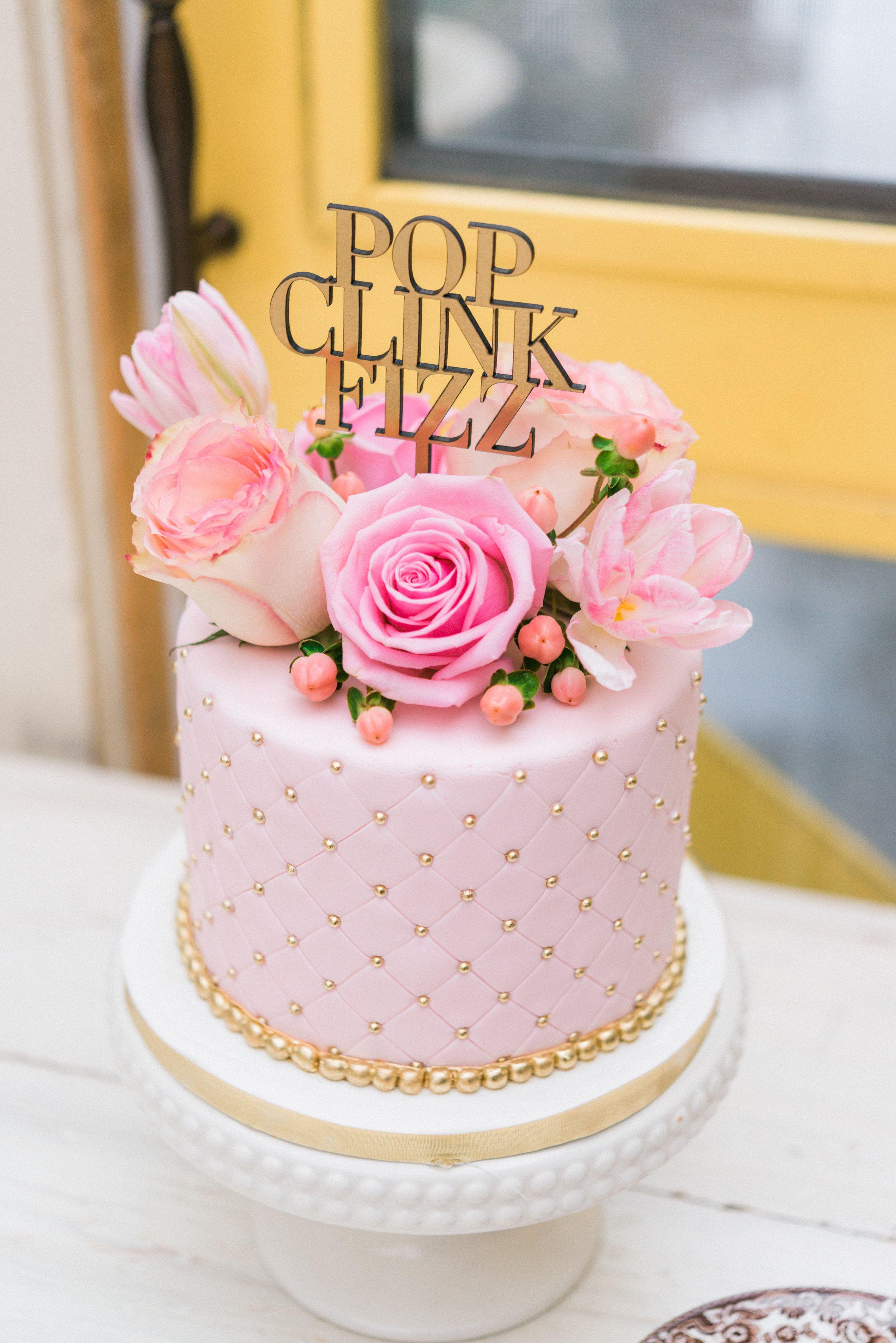 Pretty In Pink Bridal Shower Luncheon