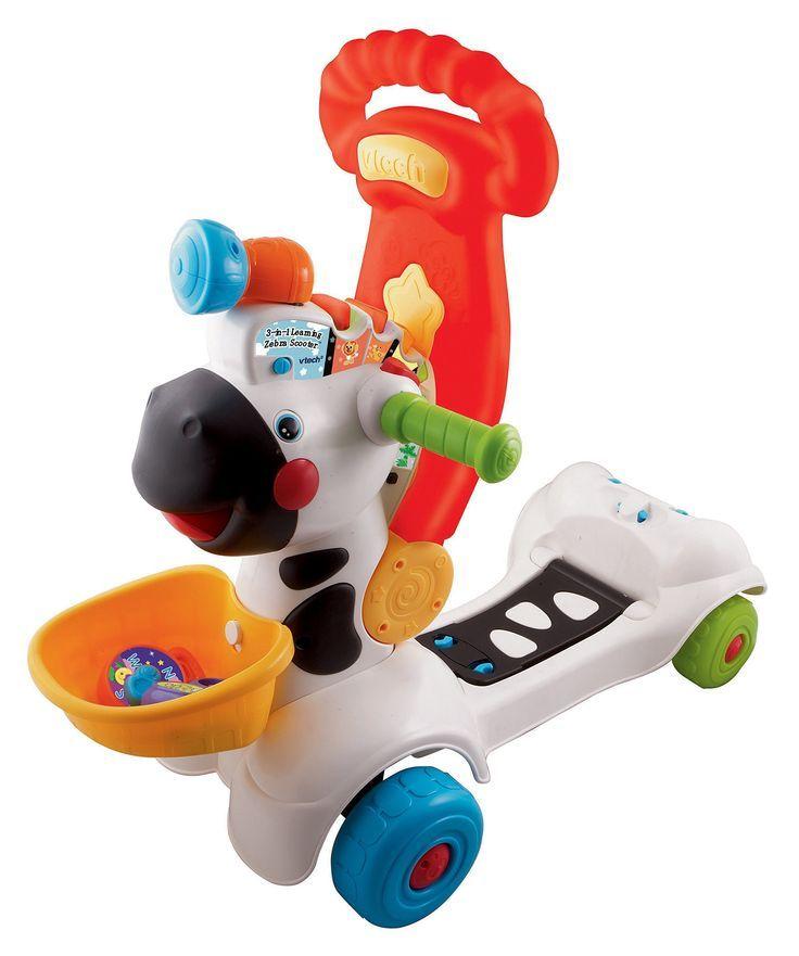 Best Toys for 2 Year Old Girls  #Vtech31LearningZebraScooter #ridingtoysfor2yearolds