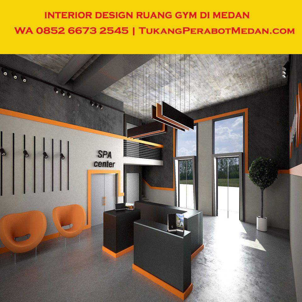Desain Interior Konter Hp Minimalis