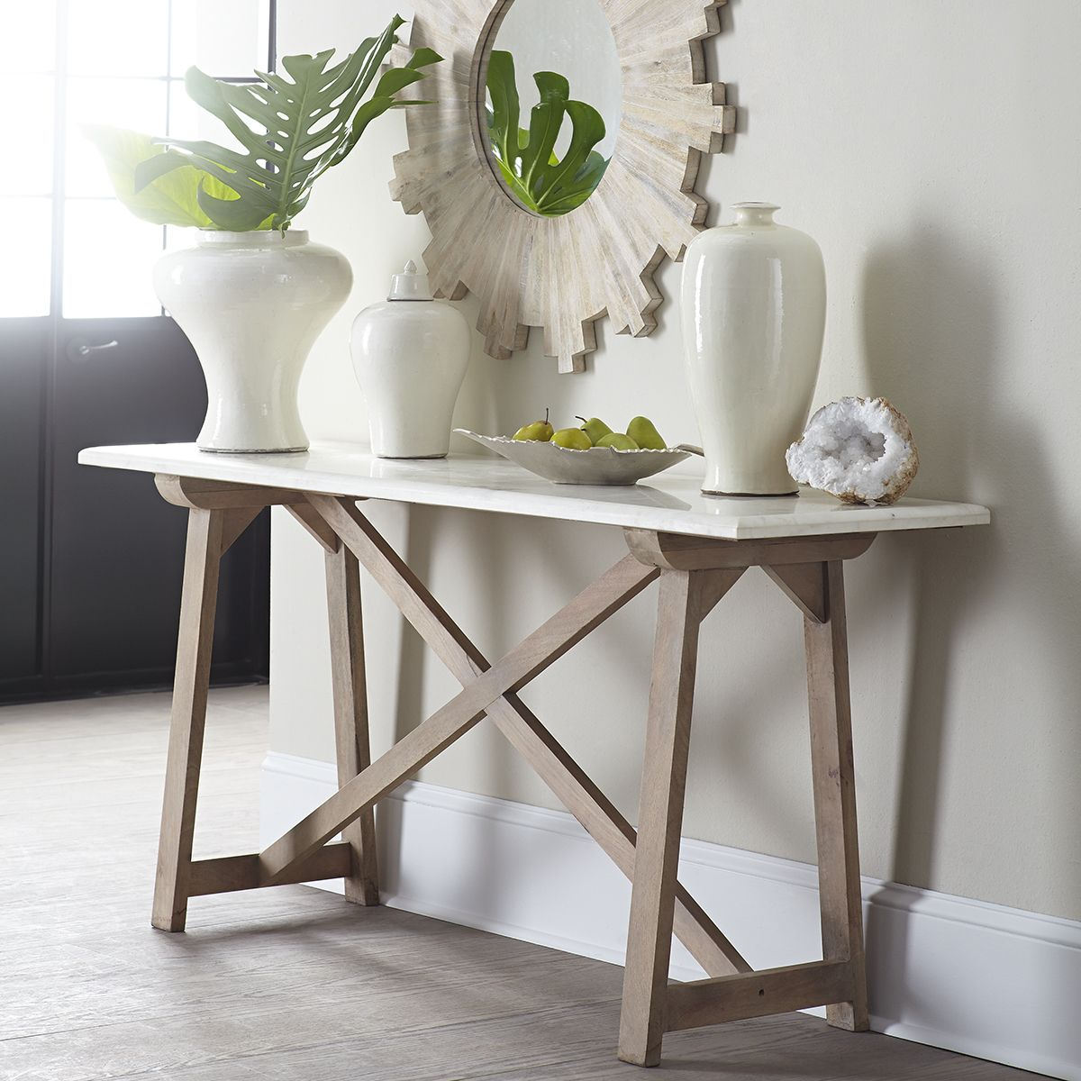 Marble Top Console Table In 2019 Products Marble Console Table