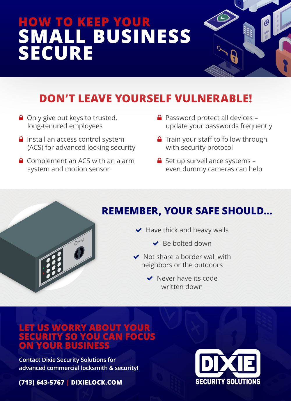 Pin by Dixie Security Solutions on Security Solutions
