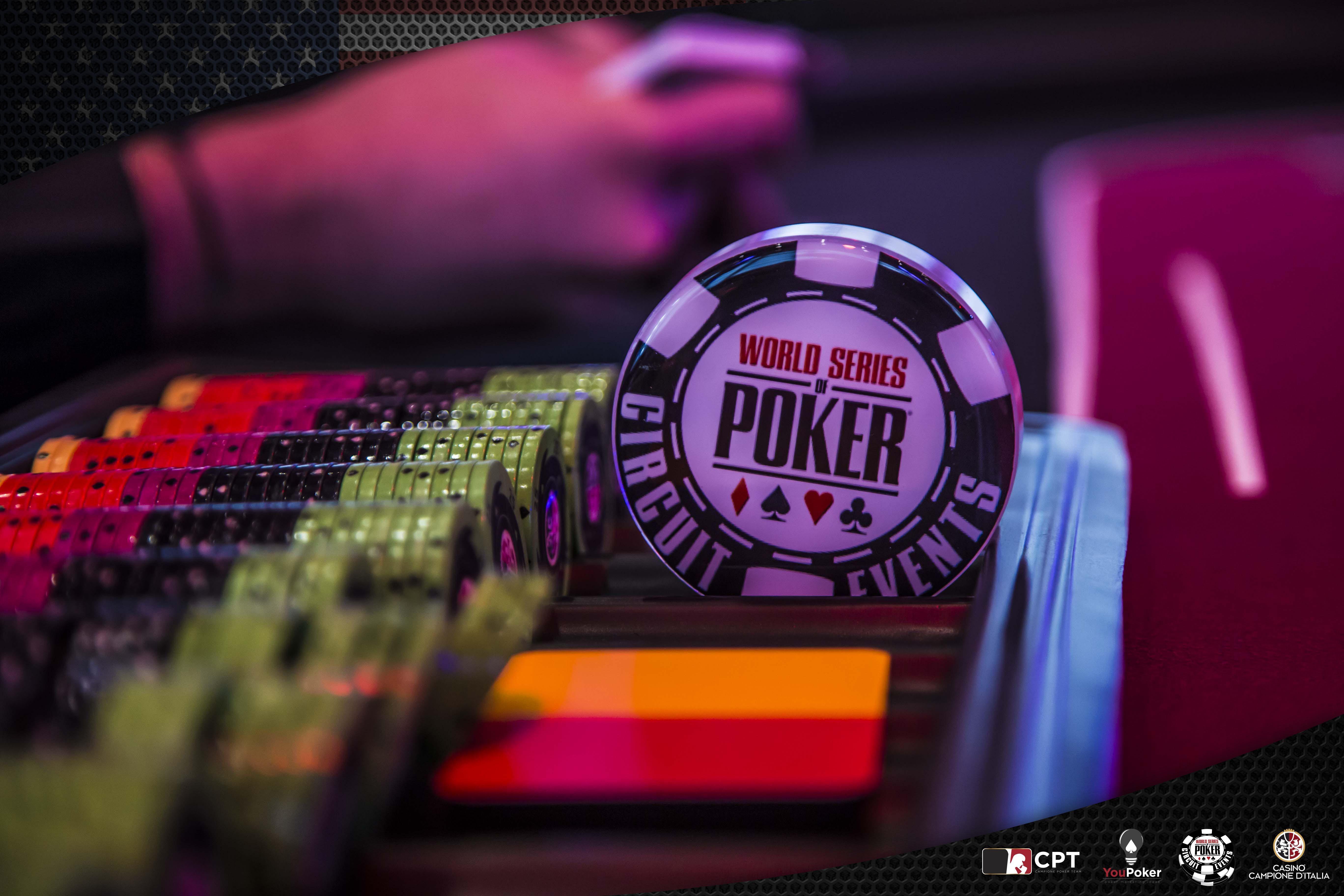 Alcuni scatti dalla tappa del WSOP Circuit Italy andata in scena dal 16 al 29 Settembre 2015 al Casinò di Campione. Per rimanere sempre aggiornato sugli eventi di poker: http://www.casinocampione.it/italian/ipo19.php