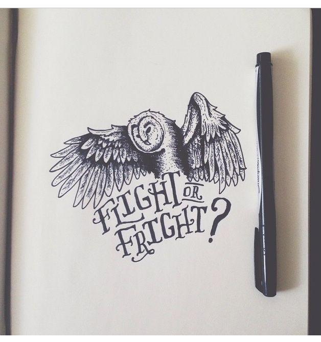 """""""Flight or Fright?"""""""