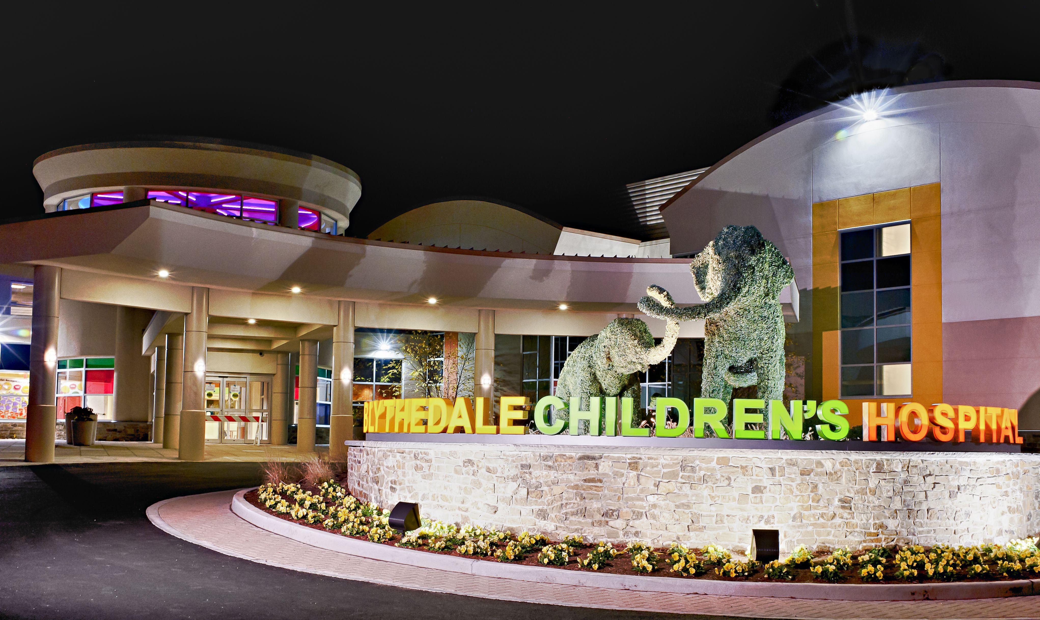 Blythedale Children's Hospital- Valhalla, NY Phase 1
