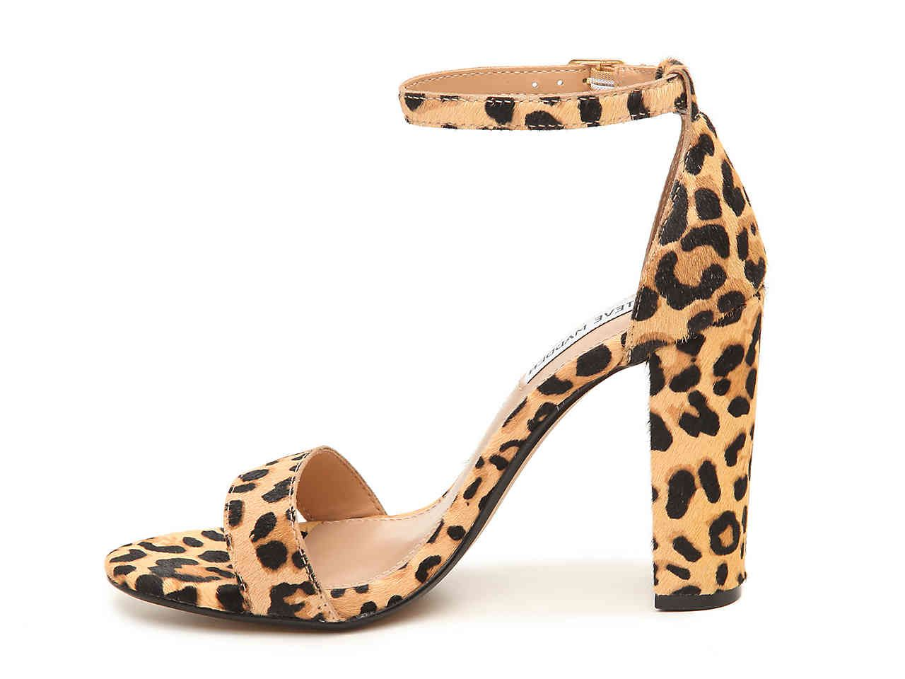 71aea37bbeb6 Women Carsson Sandal -Black Tan Leopard in 2019