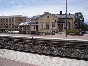 Rautatieasema Järvenpää
