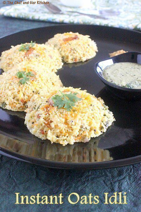 Authentic instant oats idli recipe indian oats recipes add vegan authentic instant oats idli recipe indian oats recipes add vegan curd instead f regular forumfinder Gallery