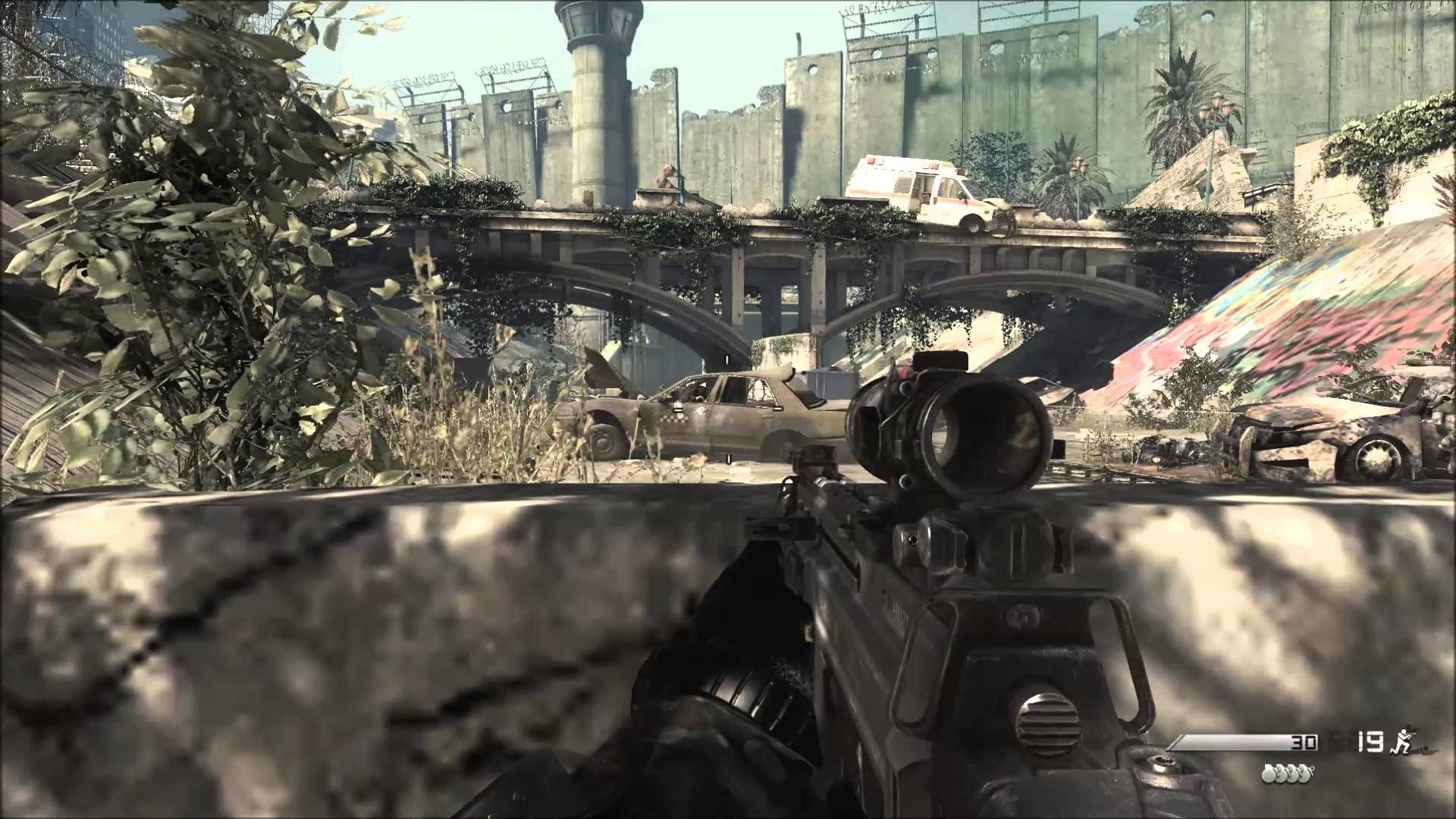 Call Of Duty Ghosts Game Play Amd Fx 8320 Gtx 660 Ti Ghost Games Games To Play Call Of Duty