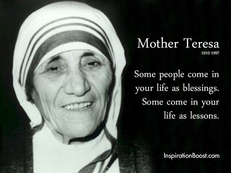 Mother Teresa Quotes Smile images | MOTHER TERESA ...