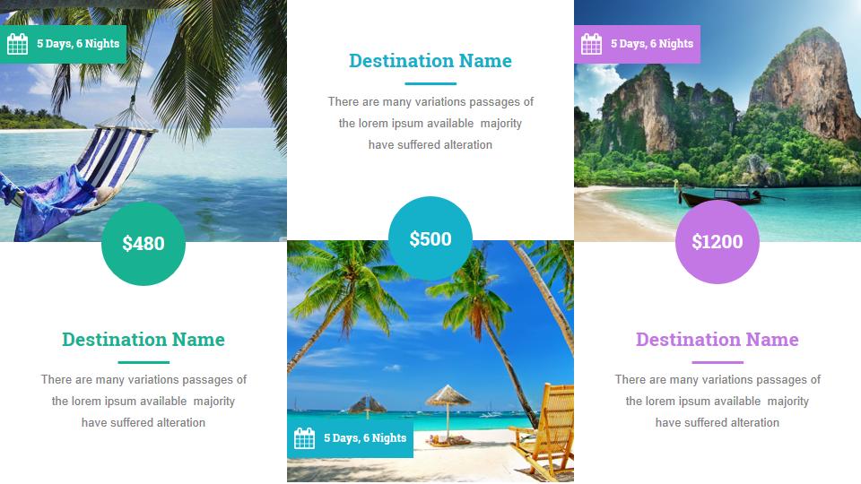 Travel And Tourism Powerpoint Presentation Template Ad Tourism Ad Travel Powerpoint Template Desain Grafis Desain Grafis
