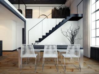 Beautiful Minimal Loft Designed by Oskar Firek - BlazePress