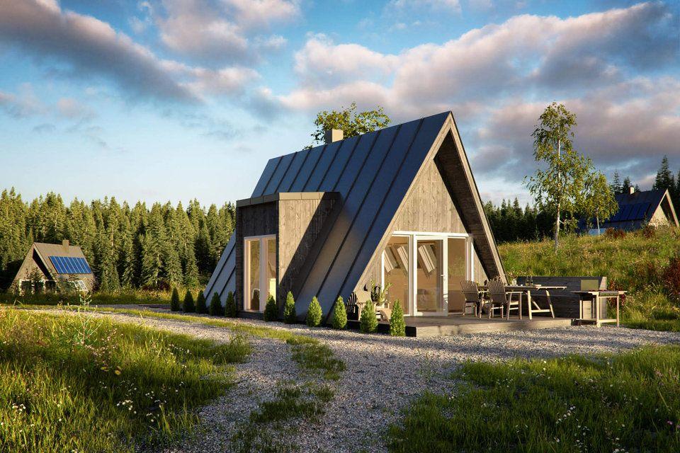 Avrame Haus - ein Bausatz zum Mini-Heim | Home & Away | Pinterest ...