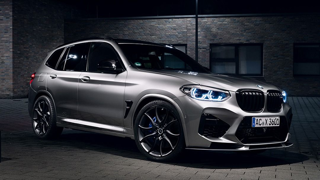 Ac Schnitzer Launches 600 Hp Bmw X3 M And A New Tuning Kit Bmw