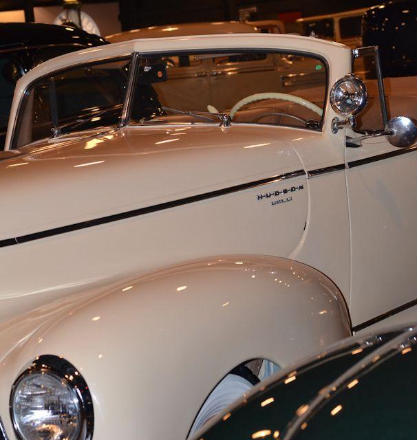 1946 Hudson.  Movie Star Car!!!  Convertible.