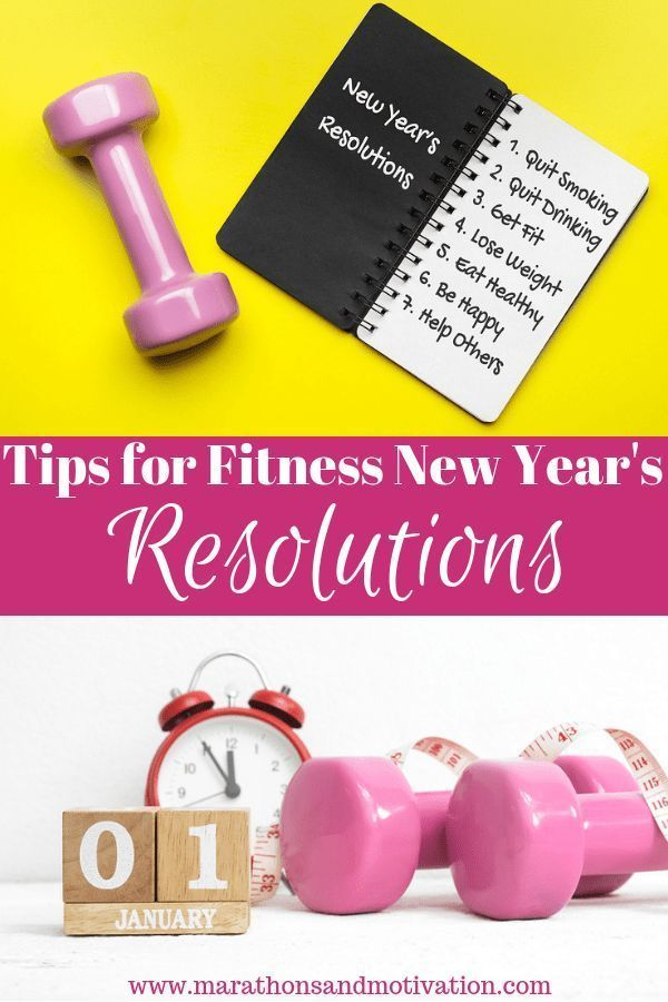 Tips for Setting Fitness New Year's Resolutions - #Fitness #Resolutions #setting #Tips #years