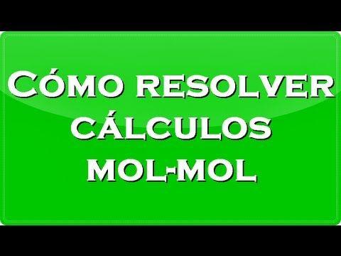 Estequiometría: Cómo resolver cálculos con moles | QUIMICA II ...