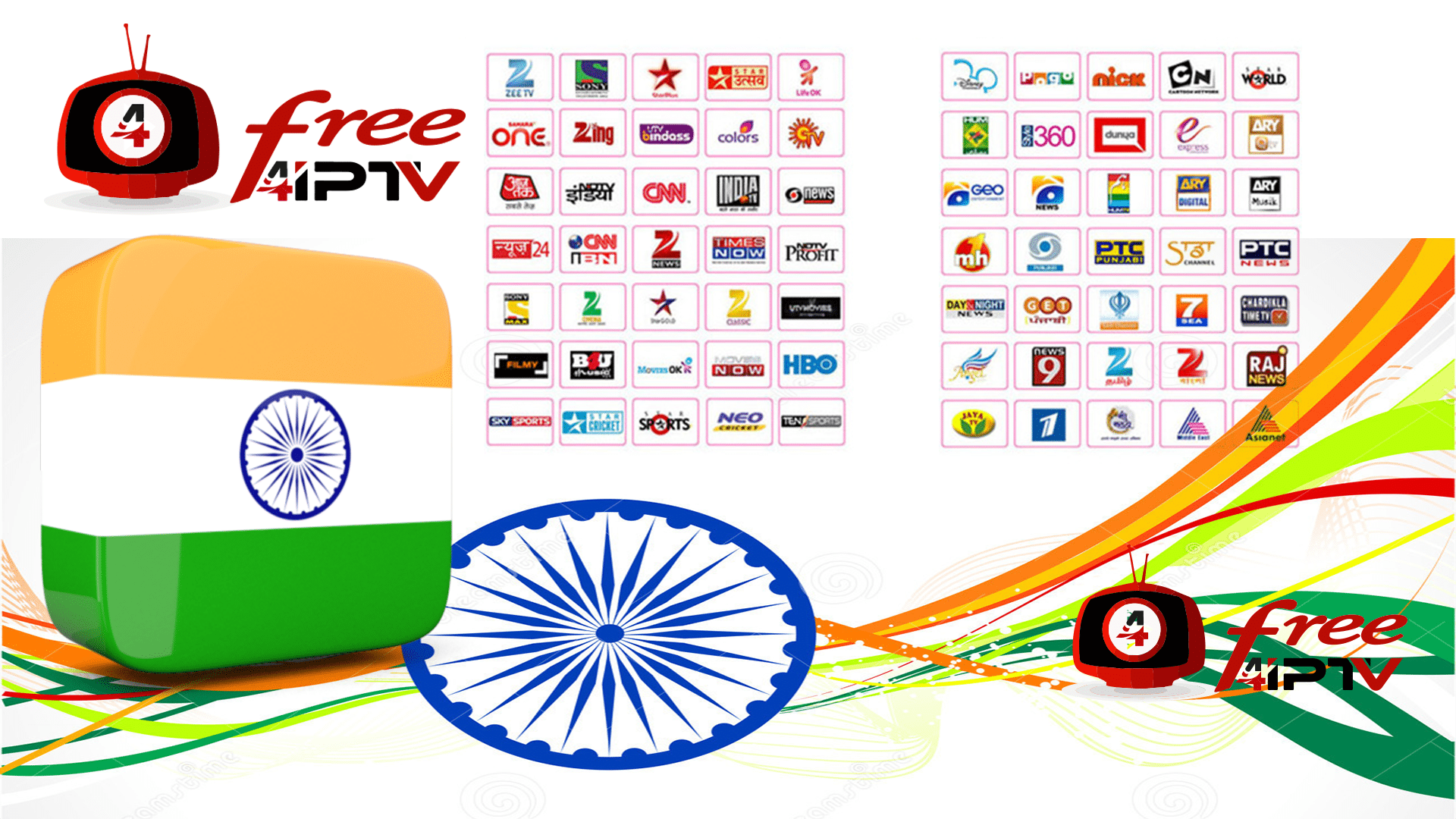 Iptv M3u For India Free Playlist Playlist Channel