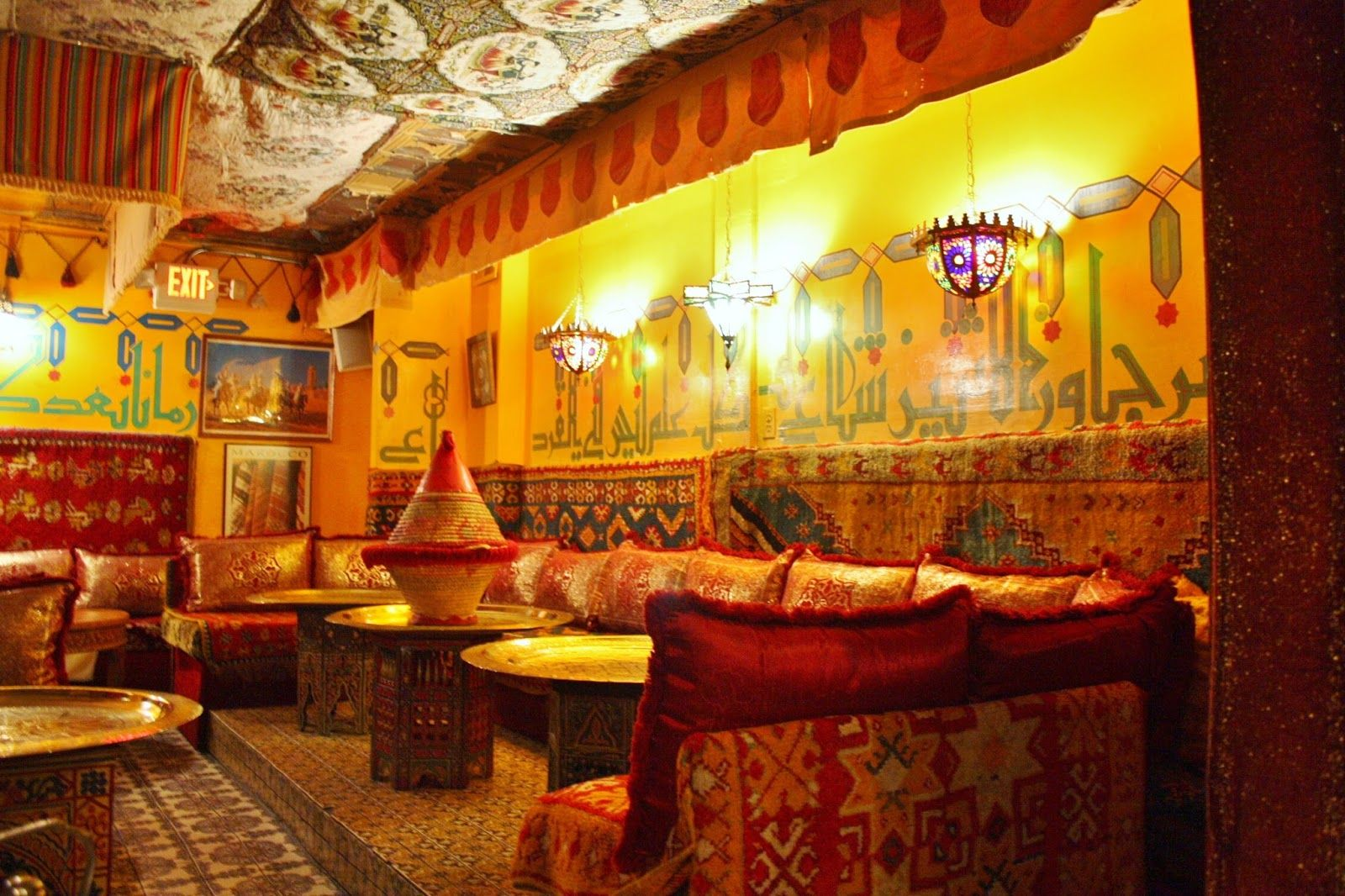 Moroccan Living Room Decor Inspiring Moroccan Living Room Designs Amazing Red And Yellow