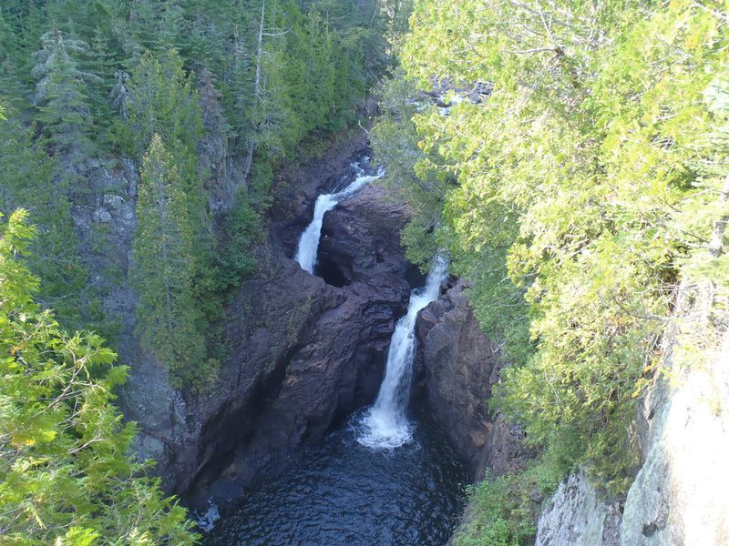The Mystery Of Minnesota S Disappearing River Kettle Falls