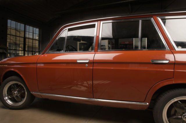 datsun 410 wagon