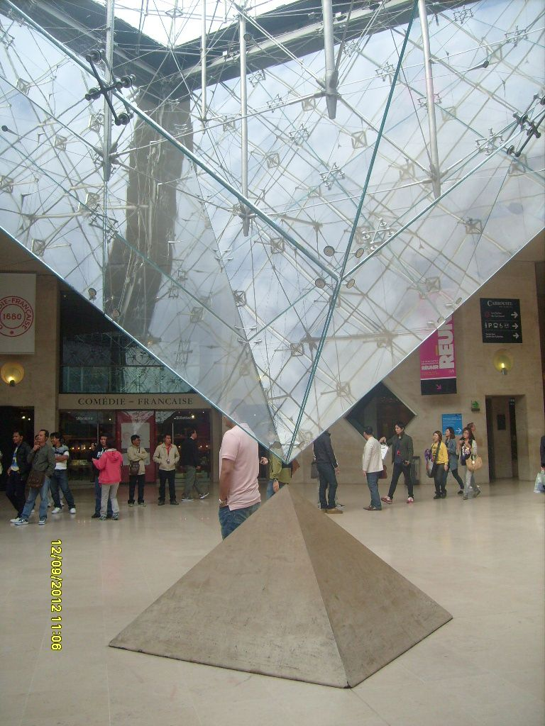 Da Vinci Code Paris Louvre Museum Louvre Paris Place Vendome
