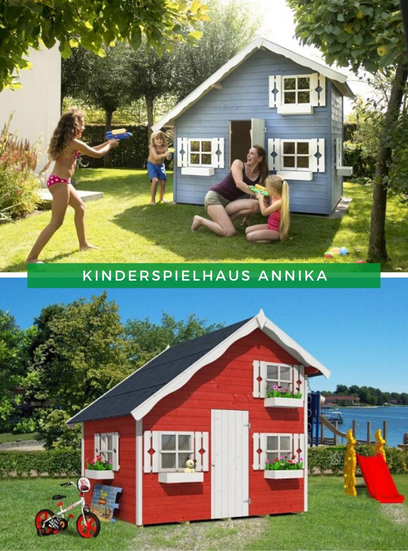 Lasita Maja Kinderspielhaus Annika Kinderspielhaus Spielhaus Garten Kinder Gartenhaus