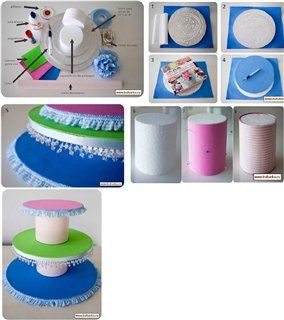 Упаковки под торт пластиковые