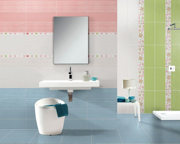 Pastel Rak Ceramics Ceramic Tiles Gres Porcellanato Bathware