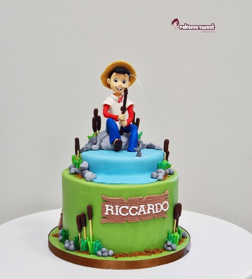 Sampei confirmation cake by Naike Lanza Cakes Cake Decorating