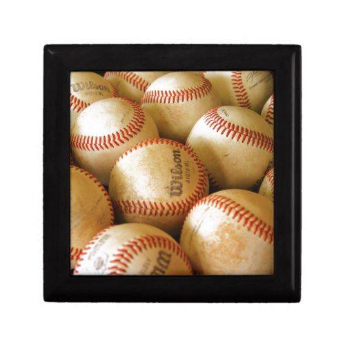 Photo of Baseball Gift Box
