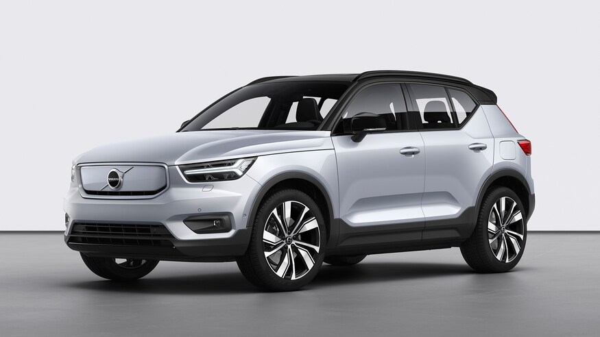 2021 Volvo Xc40 Recharge First Look Volvo S First Electric Car Is Here Volvo Cars Volvo Electric Cars