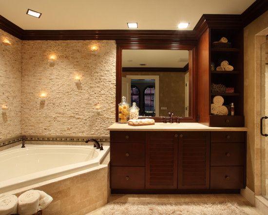 Browns Interiors Design Brown Interior Beautiful Bathroom