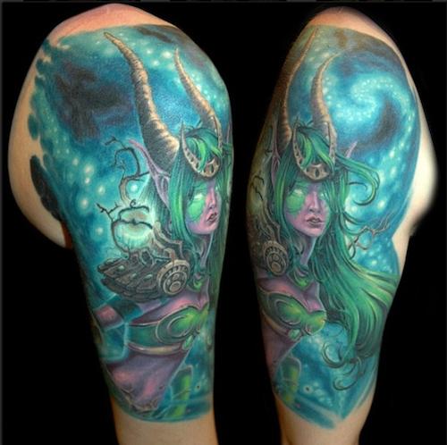 Tattoos By James Tattoo Art Fantasy Tattoos Tattoos Art Tattoo