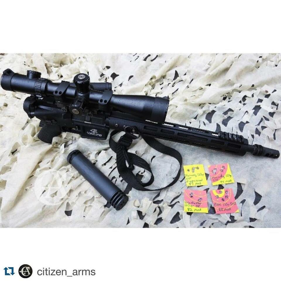 Repost citizen_arms with repostapp. ・・・ 7.62x39mm, 14.5