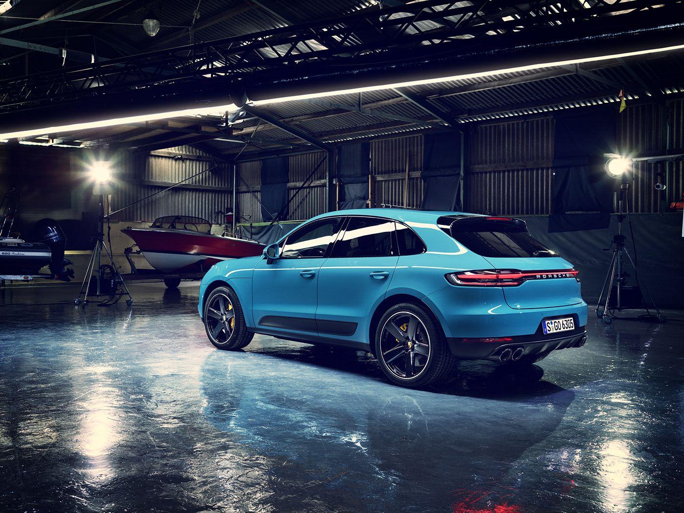 Porsche Macan 2019 On Behance Porsche Macan S Porsche Sport Suv